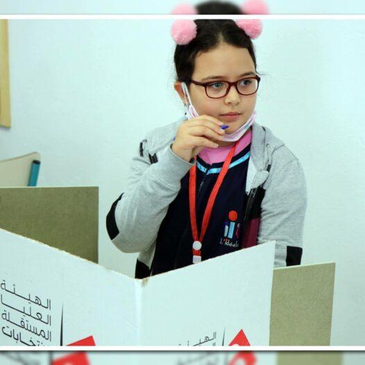 Campagnes électorales à l'école